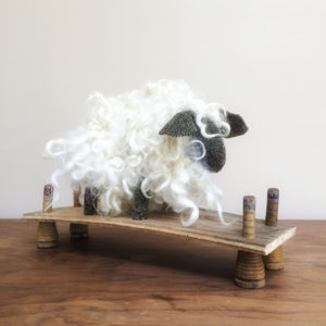 Primitive Sheep Art